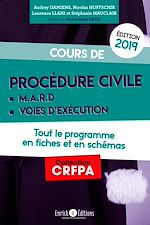 Download this eBook Cours de procédure civile