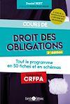 Télécharger le livre :  Cours de droit des obligations - 2ème édition