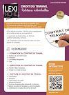 Télécharger le livre :  Droit du travail - Relations individuelles (5ème édition)