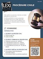 Download this eBook Procédure civile