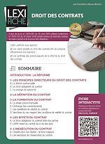 Download this eBook Droit des contrats (2ème édition)