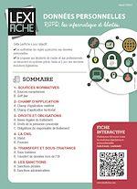 Download this eBook Données personnelles