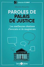 Téléchargez le livre :  Paroles de palais de justice