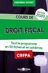 Télécharger le livre :  Cours de droit fiscal (édition 2020)