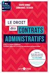 Télécharger le livre :  Le droit des contrats administratifs