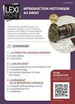 Download this eBook Introduction historique au droit (2ème édition)
