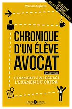 Download this eBook Chronique d'un élève avocat (3ème édition)