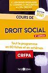 Télécharger le livre :  Cours de droit social 2021