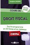 Télécharger le livre :  Cours de droit fiscal 2021