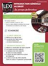 Télécharger le livre :  Introduction générale au droit : Les principes fondamentaux - 4e édition