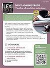 Télécharger le livre :  Droit administratif : Procédure administrative contentieuse