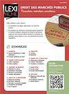 Télécharger le livre :  Droit des marchés publics : Passation, exécution, sanctions