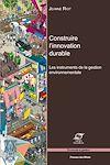 Télécharger le livre :  Construire l'innovation durable