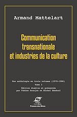 Download this eBook Communication transnationale et industries de la culture