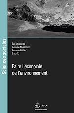 Téléchargez le livre :  Faire l'économie de l'environnement