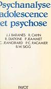 Télécharger le livre :  Psychanalyse, adolescence et psychose