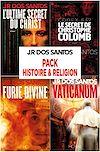 Télécharger le livre :  Pack JR Dos Santos - Histoire et religion - 4 titres