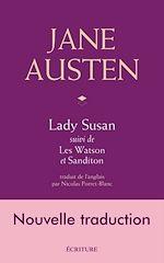 Download this eBook Lady Susan, Les Watson, Sanditon, nouvelle traduction