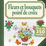 Download this eBook Fleurs et bouquets au point de croix