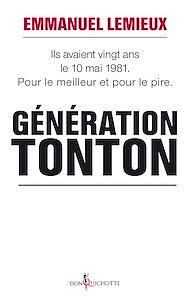 Téléchargez le livre :  Génération Tonton