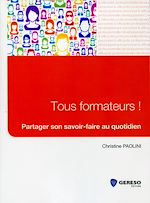 Download this eBook Tous formateurs !