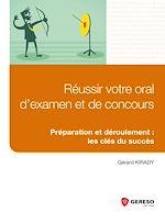 Download this eBook Réussir votre oral d'examen et de concours