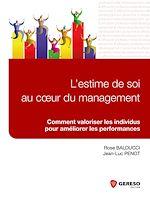 Télécharger cet ebook : L'estime de soi au coeur du management