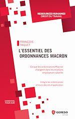 Download this eBook L'essentiel des ordonnances Macron