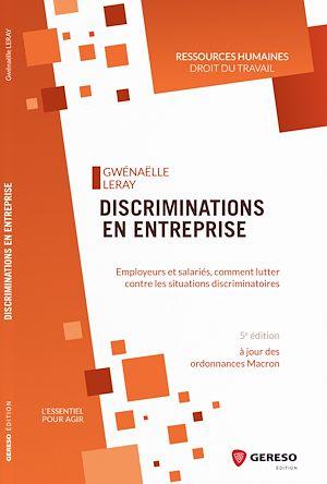 Téléchargez le livre :  Discriminations en entreprise