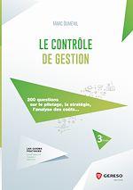 Download this eBook Le contrôle de gestion