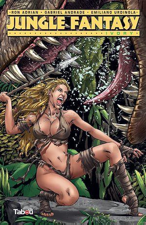 Téléchargez le livre :  Jungle Fantasy Ivory - Volume 1