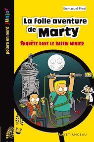 Téléchargez le livre :  La folle aventure de Marty
