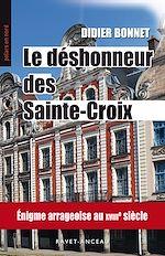 Download this eBook Le déshonneur des Sainte-Croix