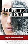 Télécharger le livre :  La disparue du 5701