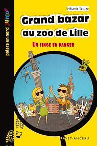 Téléchargez le livre :  Grand bazar au zoo de Lille