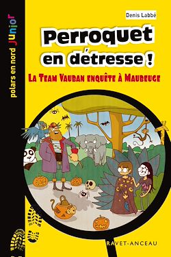 Download the eBook: Perroquet en détresse