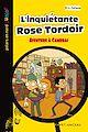 Télécharger le livre : L'inquiétante Rose Tordoir