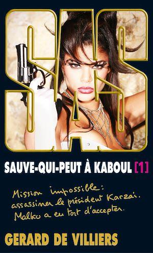 Téléchargez le livre :  SAS 198 Sauve-qui-peut à Kaboul T1