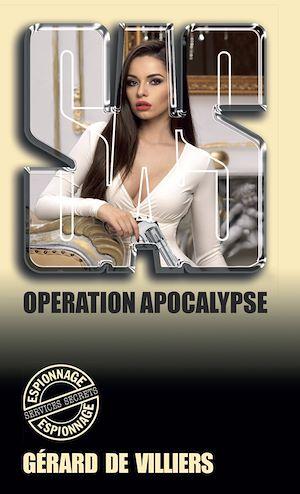 Téléchargez le livre :  SAS 3 Opération apocalypse