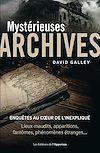 Télécharger le livre :  Mystérieuses archives