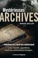 Téléchargez le livre :  Mystérieuses archives