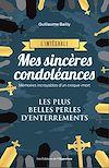 Télécharger le livre :  Mes sincères condoléances - L'Intégrale