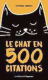 Télécharger le livre :  Le chat en 500 citations