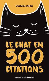 Téléchargez le livre :  Le chat en 500 citations