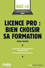 Download this eBook Licence pro : bien choisir sa formation