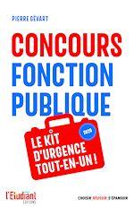 Download this eBook Concours fonction publique - Le kit d'urgence tout-en-un