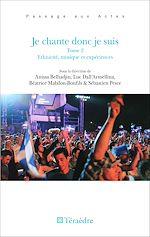 Download this eBook Je chante donc je suis