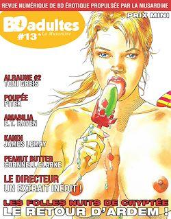 Download the eBook: BD-adultes, revue numérique de BD érotique #13