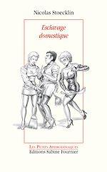 Téléchargez le livre :  Esclavage domestique