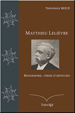 Download this eBook Matthieu Lelièvre